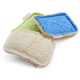 Full Circle Loofah Sponge, Set of 3