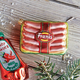 Hot Dog Package Ornament