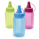 Klip-It Sauce To Go Bottles, Set of 3