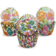 Meri Meri® Floral Mini Bake Cups, Set of 96