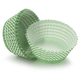 Acme® Green Striped Bake Cups, Set of 50