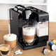 Nespresso® & De'Longhi® Lattissima Plus, Black