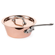 Mauviel® M'150s Mini Sauté Pan with Lid