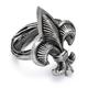 Fleur De Lys Metal Napkin Ring