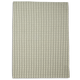Gray Small-Check Kitchen Towel
