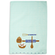 Aqua Bakers Vintage-Inspired Kitchen Towel, 28