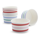 Meri Meri® Striped Ice Cream Cups, Set of 8