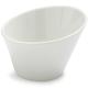 Blanc Slanted Appetizer Bowls