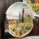 Tuscan Landscape Pasta Serving Bowl