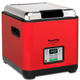 SousVide Supreme Demi Water Oven with Handheld Vacuum Sealer, Red