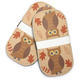 Autumn Owl Mini Grip Pot Holders, Set of 2