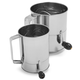 Stainless Steel Crank-Handle Sifter