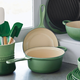 Le Creuset® Rosemary Two-in-One Pan, 2½ qt.