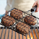Sur La Table® Nonstick Burger Basket