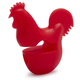Rooster Pot Clip and Spoon Rest