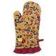 Floral Crochet Vintage-Inspired Oven Mitt