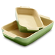 Le Creuset® Classic Rosemary Rectangular Bakers, Set of 2