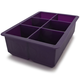 Purple King Cube Ice Tray