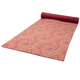 Wine Paisley Table Runner