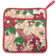 Geranium Vintage-Inspired Pot Holder