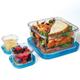 OXO LockTop Lunch Set, 3 Piece