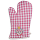 Cupcake Vintage-Inspired Oven Mitt