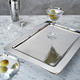 Sur La Table® Hammered Serving Tray