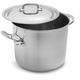 Mauviel M'collection de Cuisine Stockpot, 10½ qt.