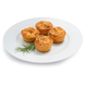Mini Wild Salmon Quiches, 45 Pieces
