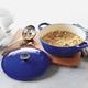 Le Creuset® Classic Indigo Curved Oven, 2¾ qt.