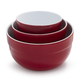 Emile Henry® Cerise Mixing Bowls, Set of 3