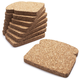 Toast Coasters, Set of 8