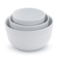 Emile Henry® White Mixing Bowls, Set of 3