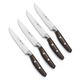Wüsthof® Epicure 4-Piece Steak Knife Set