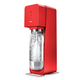 SodaStream® Source Red Metal Soda Maker