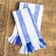 Blue Stripe Capri Napkins, Set of 4