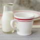 Sainte-Germaine Red Mug