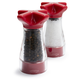 Chef'n® Relish Salt and Pepper Mills, Red
