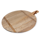 J.K. Adams 1761 Round Cutting Board with Handle