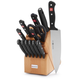 Wüsthof® Gourmet 14-Piece Block Set