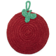 Tomato Crochet Pot Holder