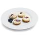 Mini Blueberry-Swirl Cheesecakes, 40 Pieces