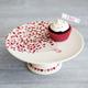 Valentine's Heart Cake Stand