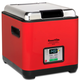 SousVide Supreme Demi Water Oven with Vacuum Sealer, Red