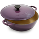 Le Creuset® Classic Cassis Curved Oven, 2¾ qt.