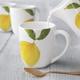 Double Lemon Mug