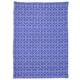 Navy Mosaic Jacquard Kitchen Towel