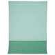 Green Tri-Stripe Kitchen Towel