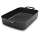 Revol Belle Cuisine Black Rectangular Bakers