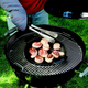 Weber® Cast-Iron Griddle Grilling Set